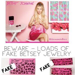 Betsey Johnson 🚫 Disney Hello Kitty M&M Jewelry